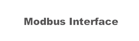 modbus interfeiss